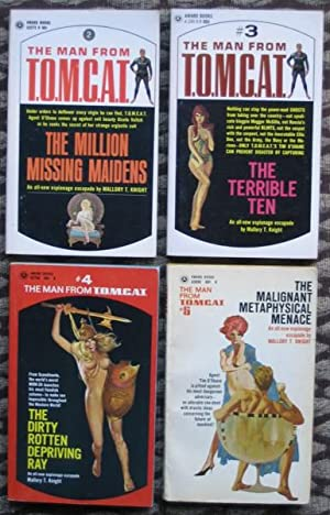 The Man From T.O.M.C.A.T.: Vol 2 - The Million Missing Maidens; Vol 3 - The Terrible Ten; Vol 4 - ...
