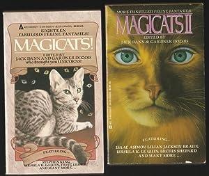 Magicats! l & Magicats II -(two soft: Dann, Jack &