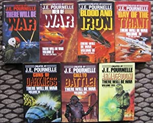 There Will Be War series: vol 1 - There Will be War; vol 2 - Men of War; vol 3 - Blood and Iron; ...
