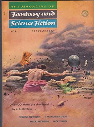 The Magazine of Fantasy and Science Fiction: Boucher, Anthony (ed)