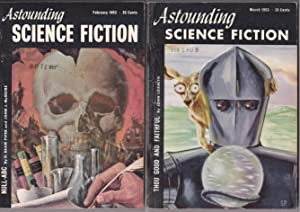 Astounding Science Fiction , February & March: Campbell, John W.,
