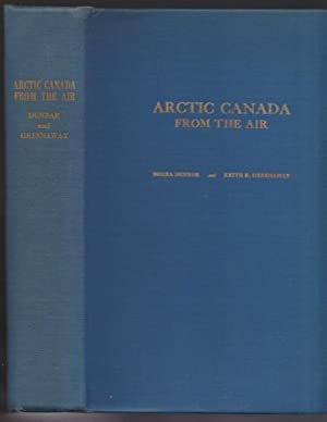 Arctic Canada from the Air -(SIGNED)-