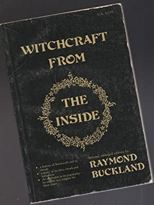 Witchcraft from the Inside (A Llewellyn occult manual) -(revised and enlarged 2nd edition)- (by t...