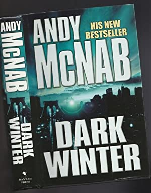 Dark Winter -(SIGNED)- (The sixth book in the Nick Stone series)