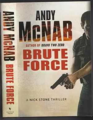 Brute Force -(SIGNED)- (book 11 in the Nick Stone series)