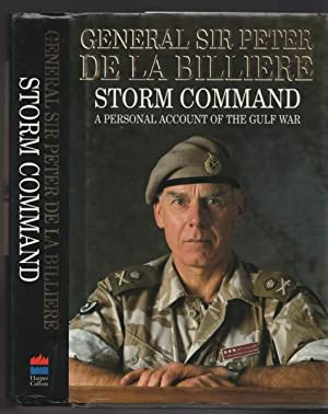 Storm Command: A Personal Account of the Gulf War -(SIGNED)-