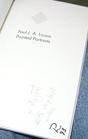 Pointed Portraits: A Photo Documentary from Hamilton, Ontario -(SIGNED)-: Lisson, Paul J. A. -(...