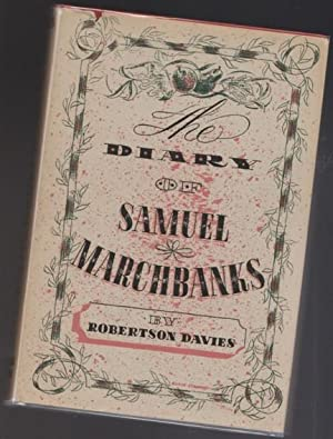 The Diary of Samuel Marchbanks -(SIGNED)-