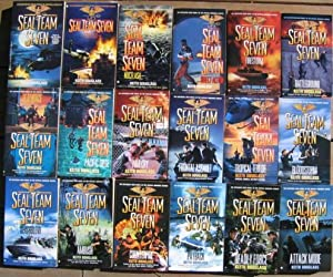 Seal Team Seven: # 1, 2, 3, 4, 5, 6, 7, 8, 9, 10, 12, 13, 14, 15, 16, 17, 18, 20; (18 Volumes in ...