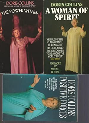 Doris Collins (grouping): A Woman of Spirit: The Autobiography of a Psychic; (with) The Power Wit...