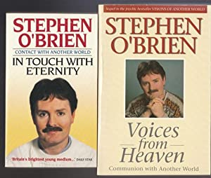 Stephen O'Brien (group): Voices From Heaven: Communion With Another World; (wtih) In Touch with E...