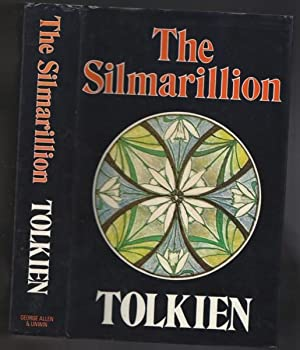 The Silmarillion -(complete First Edtion with Fold: Tolkien, J. R.