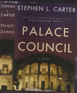 Palace Council (The third book in the Elm Harbor series) -(SIGNED)-