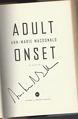Adult Onset -(SIGNED)-