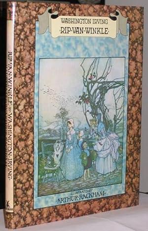 Rip Van Winkle: Irving, Washington; (illustrated