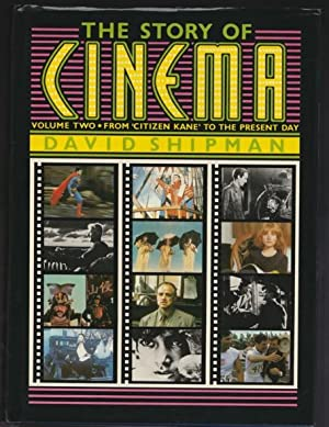 The Story of Cinema: Vol 1 An Illustrated History: From the Beginnings to Gone with the Wind; (with...