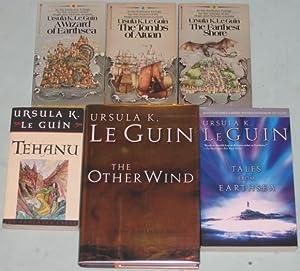 Earthsea (6 book series): 1. A Wizard: Le Guin, Ursula