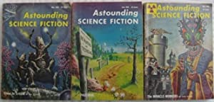 "Astounding Science Fiction May, June & July 1958 - featuring ""Close to Critical"" by ..."