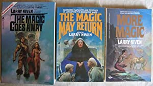 The Magic Goes Away series: book (1): Niven, Larry; -