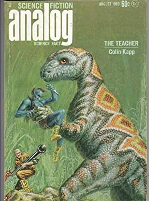 Analog Science Fiction - Science Fact August: Campbell, John W