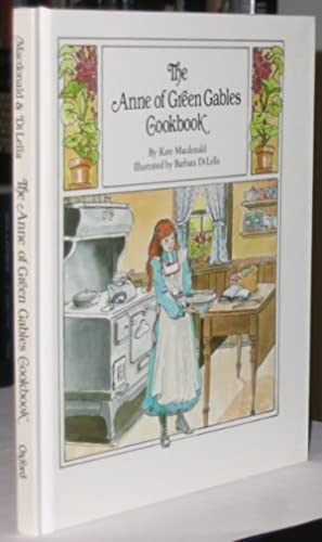 The Anne of Green Gables Cookbook -(SIGNED)-