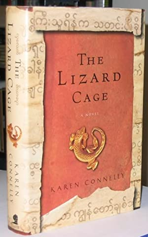 The Lizard Cage -(SIGNED)-