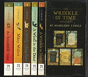 The Wrinkle in Time Quintet Boxed/Slipcase Set: L'Engle, Madeleine