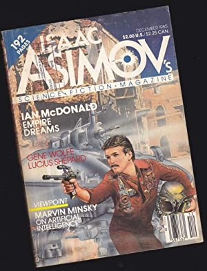Isaac Asimov's Science Fiction - December 1985 - The Nebraskan and the Nereid, Boulevard Life, Em...