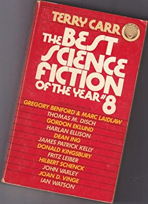 Best Science Fiction of the Year #: Carr, Terry (ed)