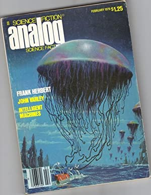 Analog Science Fact Science Fiction February 1979,: Schmidt, Stanley (ed)
