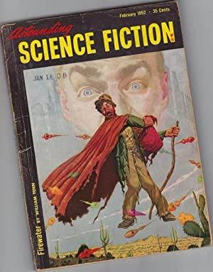 Astounding Science Fiction February 1952 - Birthplace: Campbell, John W.