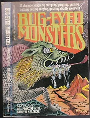 Bug-Eyed Monsters - (1st Edition - Review: Pronzini, Bill; Malzberg
