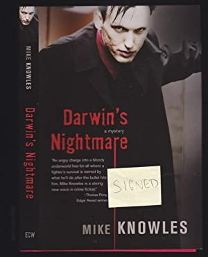 """Darwin's Nightmare -1st book in the """"Wilson Trilogy"""" -(SIGNED)-: Knowles, Mike (signed)"""