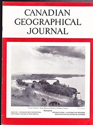 Canadian Geographical Journal, June 1955 - Hamilton's: Dallyn, Gordon M.