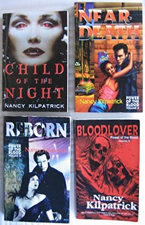 """Power of the Blood series: volume (1) one """"Child of the Night"""", volume (2) two """"Near..."""