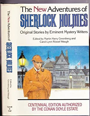 The New Adventures of Sherlock Holmes -: Waugh, Carol-Lynn Rossel;