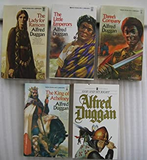 "Alfred Duggan grouping: ""The Lady for Ransom"", ""The Little Emperors"", ""Three&..."
