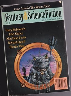 The Magazine of Fantasy and Science Fiction: Ferman, Edward (ed)