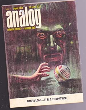 Analog Science Fiction - Science Fact August: Campbell, John W.