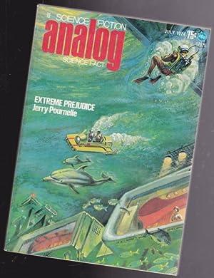 Analog Science Fiction - Science Fact July: Bova, Ben (ed)