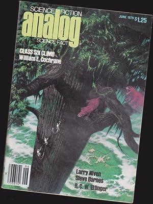 Analog Science Fiction - Science Fact June: Schmidt, Stanley (ed)