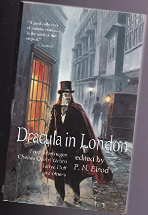 Dracula in London -The Three Boxes, Dear: Elrod, P. N.