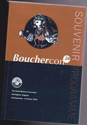 Bouchercon 26: Souvenir Programme - The World: Jakuboswski, Maxim (ed)