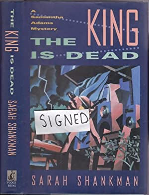 The King Is Dead -5th book in: Shankman, Sarah (signed)