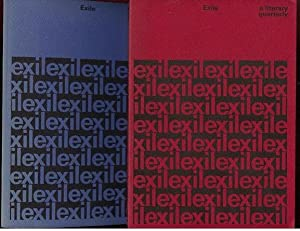 Exil: Vol. 1, # 1 and Vol. 1, # 2, ( 2 books ): Callaghan, Barry ( Ed ) Margaret Atwood / Morley ...