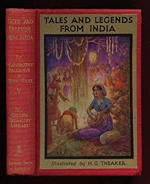 Tales and Legends from India - The Noose of Fate, The Vengeance of Manasa, The Adventures of Rama...