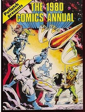 The 1980 Comics Annual: Carr, Ian (