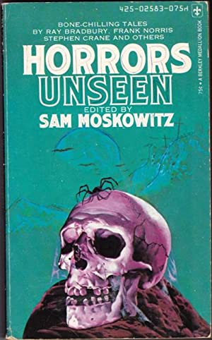 Horrors Unseen - Mountains of the Moon,: Moskowitz, Sam (ed)