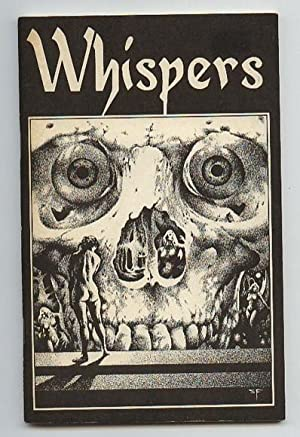 Whispers Vol. 3, Number 1, December 1976: Schiff, David (editor)