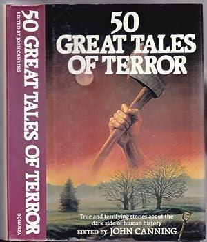 50 Great Tales of Terror - Dance: Canning, John (ed)